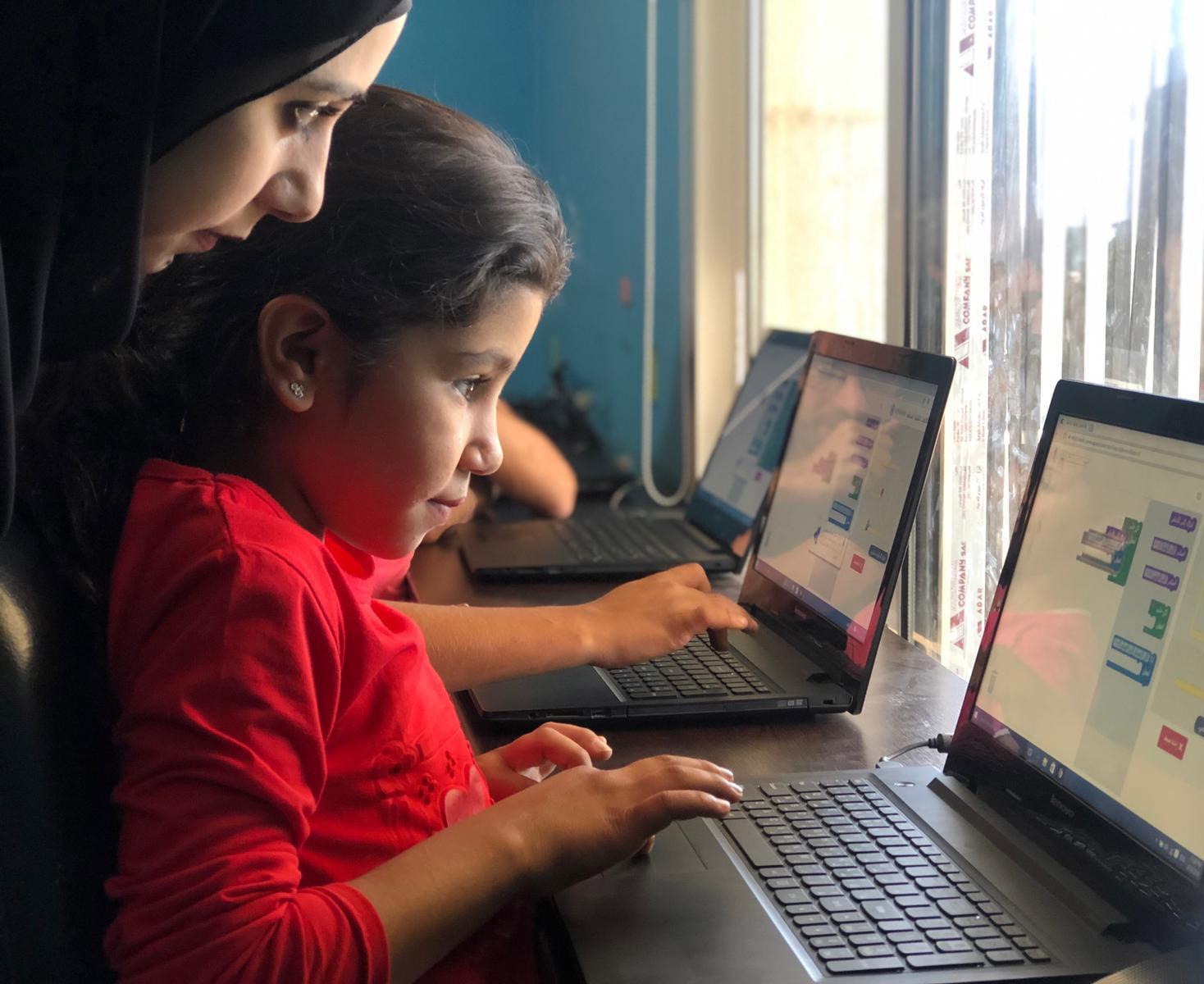 Robotics Bootcamp in Anjar