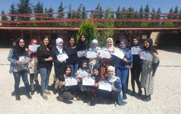Girls graduation